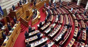 Ξεκίνησε η συζήτηση της πρότασης δυσπιστίας του ΣΥ.ΡΙΖ.Α. κατά Σταϊκούρα
