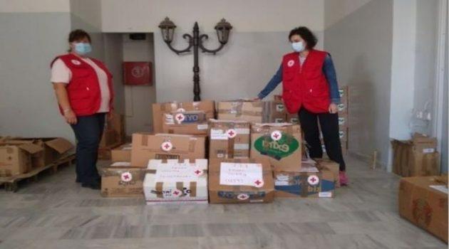 Π.Τ. Ε.Ε.Σ. Αγρινίου: Βοήθεια στους πληγέντες της Καρδίτσας (Photo)