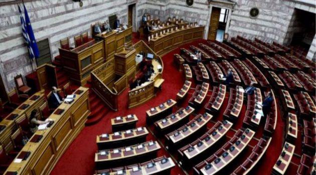 Κορωνοϊός: Κρούσματα στη Βουλή