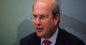 Χατζηδάκης: «Eφαρμόζουμε την πολιτική, για την οποία μας ψήφισαν»
