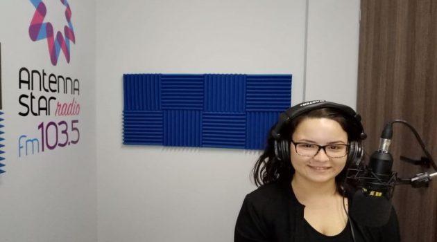 Η Χρυσάνθη Διονυσίου στον «Antenna Star Radio FM 103.5» (Ηχητικό)