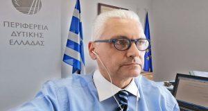 Αντιπρόεδρος στη Διαμεσογειακή Επιτροπή της C.P.M.R. ο Φ. Ζαΐμης