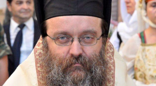Χίος: Ο Μητροπολίτης Μάρκος έδιωξε αστυνομικούς από την εκκλησία