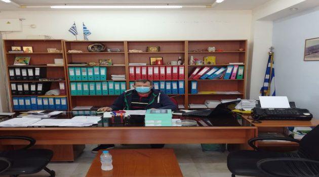 Tablets σε Γυμνάσια και Λύκεια παρέδωσε ο Δήμος Αμφιλοχίας