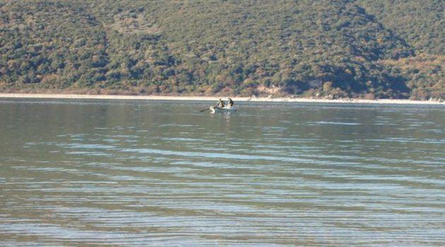 Η λίμνη Αμβρακία