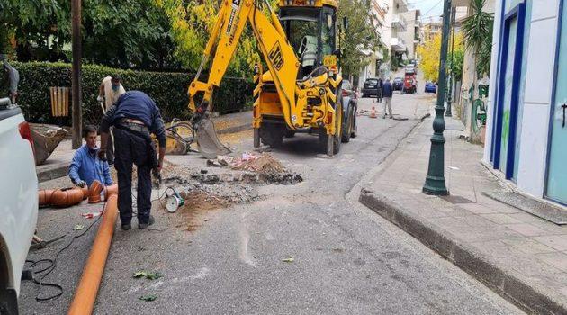 Αγρίνιο: Κλείνει η οδός Σκαρίμπα για έργα της Δ.Ε.Υ.Α.