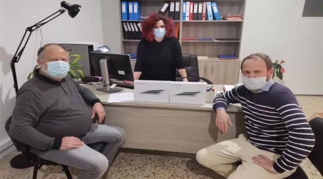 O Δήμος Ακτίου-Βόνιτσας δίπλα σε μαθητές και εκπαιδευτικούς