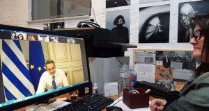 Ξενώνας Φιλοξενίας Γυναικών Αγρινίου: Στη διαδικτυακή συζήτηση με τον Πρωθυπουργό…