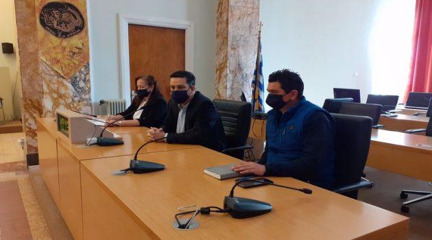 Αγρίνιο: Συνεδρίασε το Συντονιστικό της Πολιτικής Προστασίας (Photos)