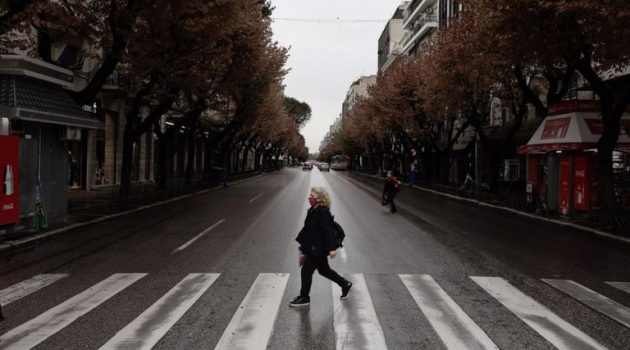 Πρωτοχρονιά 2021: Πειθάρχησαν στα μέτρα οι Έλληνες – 8 συλλήψεις