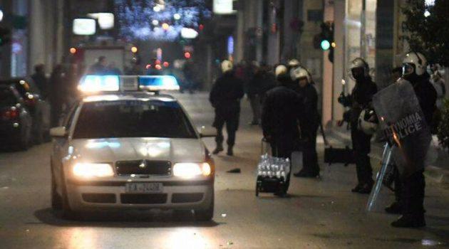 Πάτρα: Αποτραπεί η πορεία για το Πολυτεχνείο – Συλλήψεις και πρόστιμα