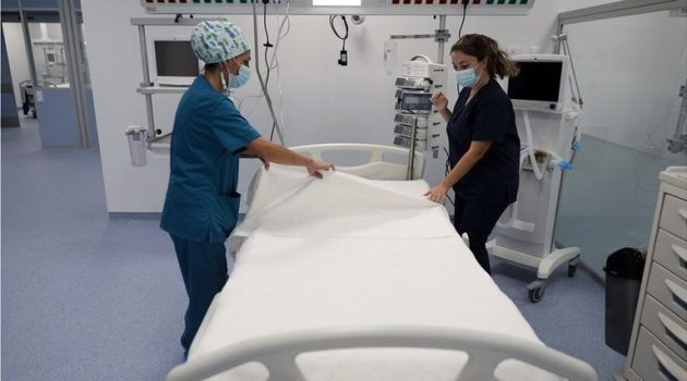 Κορωνοϊός: Κανένα δείγμα ανάσχεσης του ιού παρά τα μέτρα
