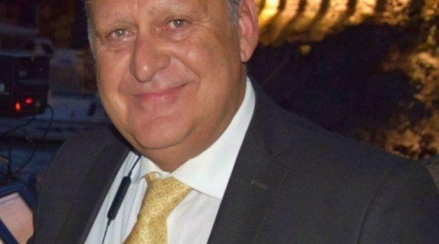 Ναύπακτος-Κορωνοϊός: Ο γιατρός Γιώργος Σιαμαντάς θετικός στον ιό