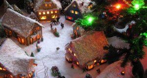 Στην Κατερίνη το πρώτο ψηφιακό Χριστουγεννιάτικο Χωριό!