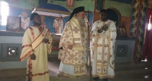 Εορτή της Αγίας Αικατερίνης στην Ιερά Μητρόπολη Κανάγκας