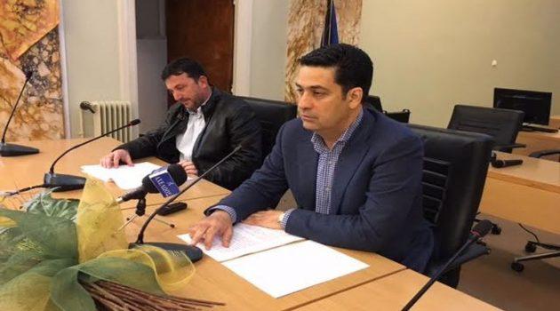 Ο Γιάννης Αναστασίου προϊστάμενος του Ταμείου του Δήμου Αγρινίου