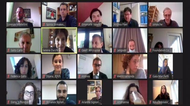 Το Πανεπιστήμιο Πελοποννήσου διαδικτυακά για την άνοια