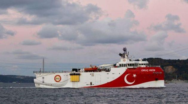 Με αντι-Navtex απαντά η Αθήνα στην παράνομη τουρκική Navtex