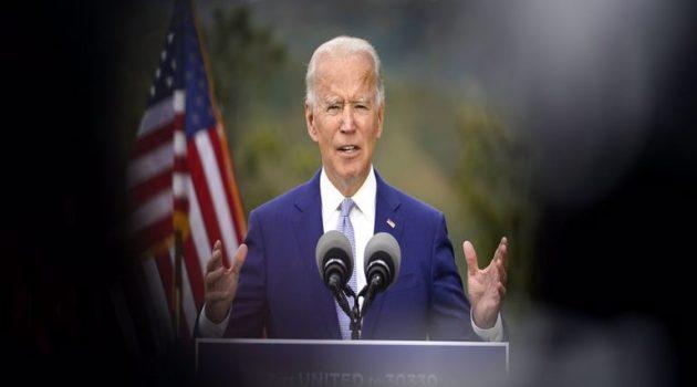Aμερικανικά Μ.Μ.Ε.: Νέος πρόεδρος των Η.Π.Α. ο Τζο Μπάιντεν