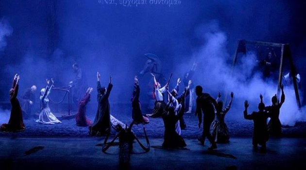 H «Αποκάλυψη» σε σκηνοθεσία Θάνου Παπακωνσταντίνου