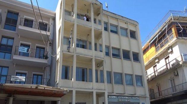 Μέτρα προστασίας πολιτών και προσωπικού από τον κορωνοϊό στο Δημαρχείο Αμφιλοχίας