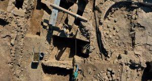 Σημαντικά ευρήματα στην αρχαιολογική ανασκαφή στην Αρχαία Άντισσα