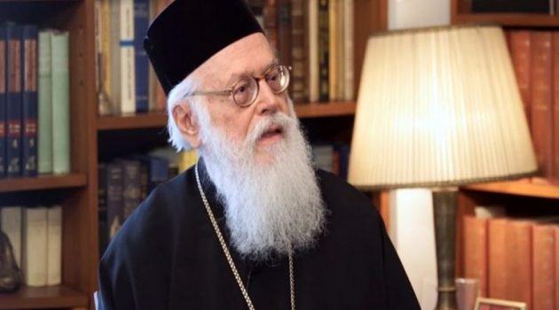 Στην εντατική ο Αρχιεπίσκοπος Αλβανίας – Το ιατρικό ανακοινωθέν