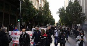 Πανελλαδική Απεργία και Συγκέντρωση Διαμαρτυρίας για την Υγεία (Photos)