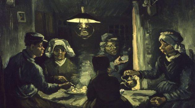 1.000+ έργα του Βαν Γκογκ στο σπίτι μας (Photos)