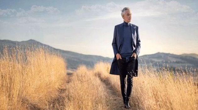 «Believe»: Το νέο album του Andrea Bocelli