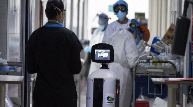 «Έφυγε» 95χρονος που νοσηλευόταν με Covid στο Νοσοκομείο Μεσολογγίου