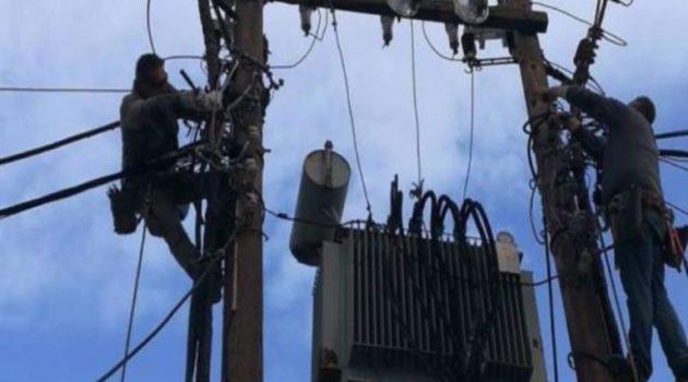 Διακοπές ρεύματος αύριο σε χωριά της Ναυπακτίας και του Θέρμου