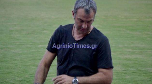 SL1: Ο Τραϊανός Δέλλας προπονητής του Παναιτωλικού
