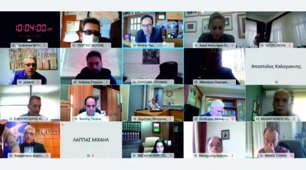 Αθ. Παπαδόπουλος: Μονόδρομος η ουσιαστική αναβάθμιση των Δήμων