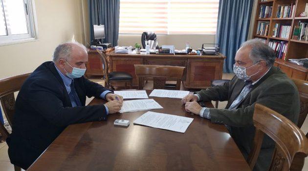 Λύρος: Άλλο ένα έργο υλοποιείται στο Δήμο Ι.Π. Μεσολογγίου