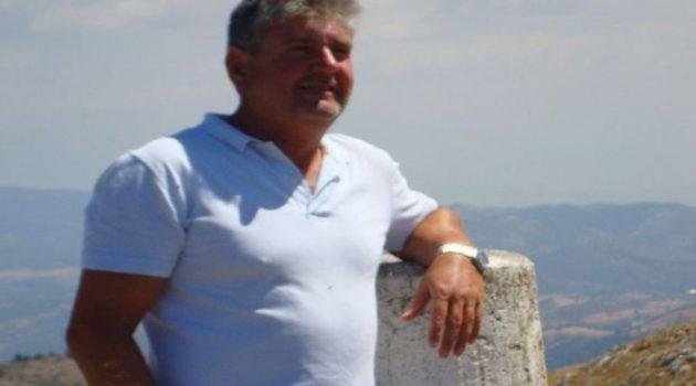 Αγρίνιο: Θετικός στον ιό ο Γραμματέας του Δήμου, Δημήτρης Τζιώλης