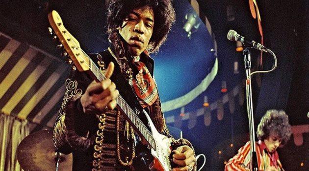 Δημοπρατούνται κιθάρες των Jimi Hendrix και Bob Marley