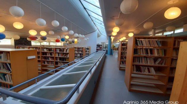 Παπαστράτειος Δημοτική Βιβλιοθήκη Αγρινίου: Πρόσβαση στη γνώση και την πληροφορία