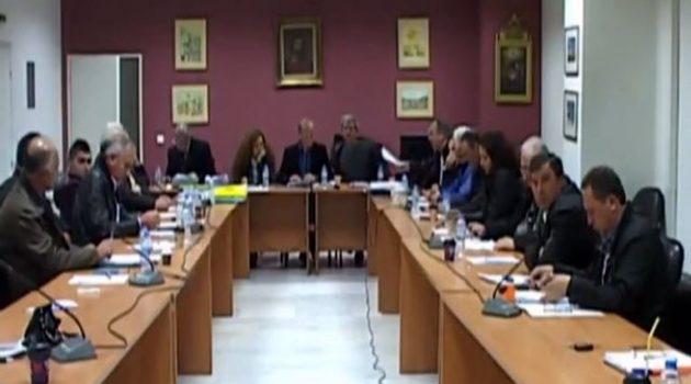 Συνεδριάζει τη Δευτέρα το Δημοτικό Συμβούλιο Θέρμου «διά περιφοράς»
