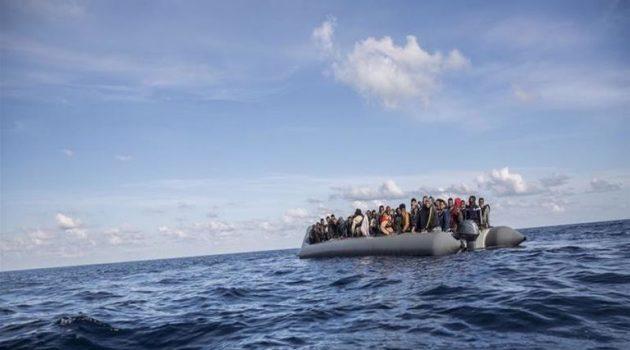 Λευκάδα: Εντοπίστηκε ιστιοπλοϊκό με πρόσφυγες