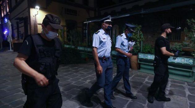 Αγρίνιο: Τριάντα μία παραβάσεις μέτρων προστασίας