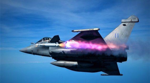 Αναβάθμιση 12 ελληνικών Rafale F.3 για να καταρρίπτουν τα τουρκικά μαχητικά