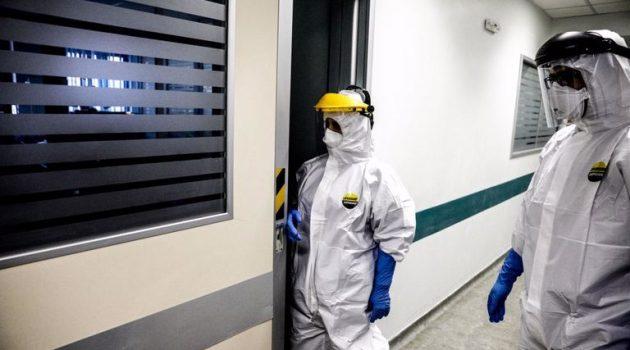 Ε.Ο.Δ.Υ.: 2 νέα κρούσματα στην Π.Ε. Αιτωλοακαρνανίας