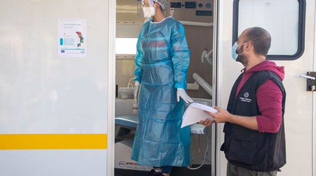 Ε.Ο.Δ.Υ.: 3 νέα κρούσματα στην Π.Ε. Αιτωλοακαρνανίας