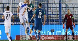 UNL: Η Εθνική Ομάδα προσπάθησε, πίεσε, αλλά δεν κατάφερε…