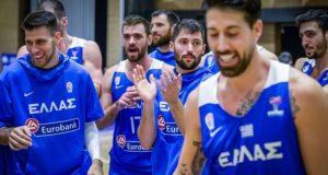 Στο EuroBasket 2022 η Εθνική Ανδρών