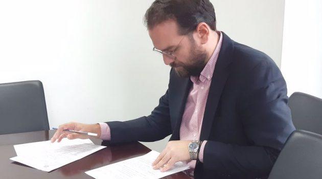 Ν. Φαρμάκης: «Σύντομα νέο πρόγραμμα 20 εκ. ευρώ για μικρές επιχειρήσεις»
