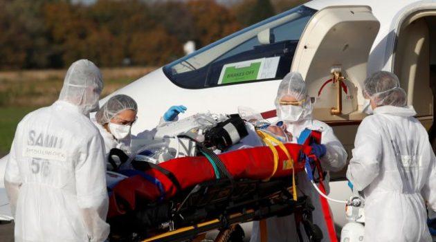 Γαλλία: Κάθε 30 δευτερόλεπτα μολύνεται ένας Παριζιάνος
