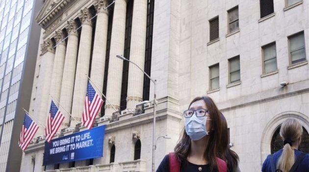 Η.Π.Α.: Νέο αρνητικό ρεκόρ με 13.000.000 κρούσματα