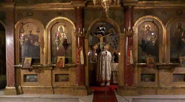 Καλύβια Αγρινίου: Πως θα γίνει ο εορτασμός του πολιούχου Αγίου Νικολάου